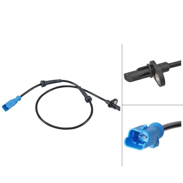 ABS-sensor achterzijde, links of rechts CITROEN DS3 1.6 THP 150