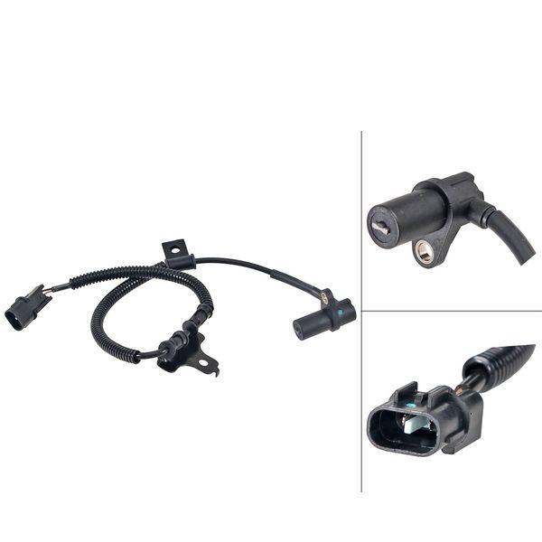 ABS-sensor voorzijde KIA PICANTO 1.0