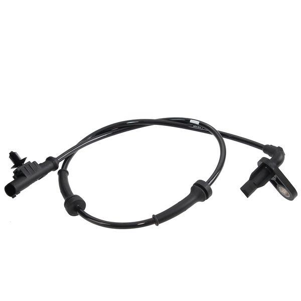 ABS-sensor achterzijde, links NISSAN MICRA III 1.2 LPG