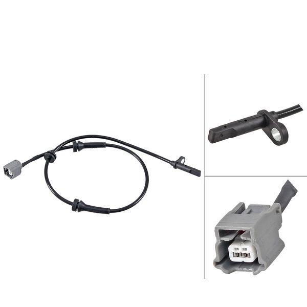 ABS-sensor voorzijde, links of rechts NISSAN QASHQAI II SUV 2.0 ALL MODE 4x4-i