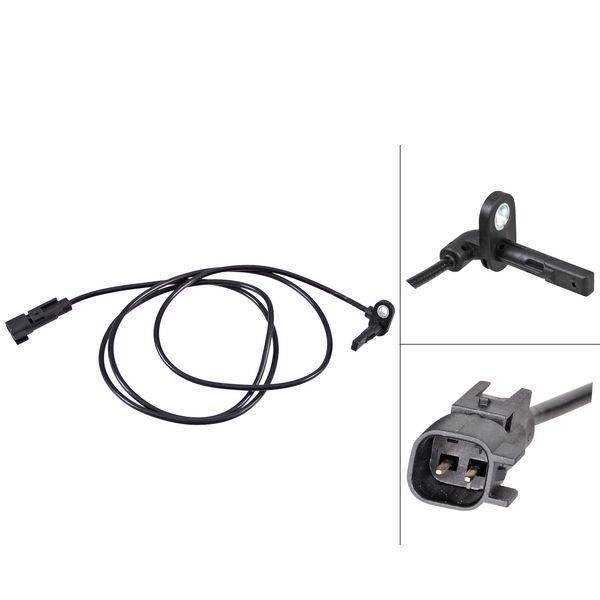 ABS-sensor achterzijde, links of rechts SAAB 9-5 2.0 TTiD