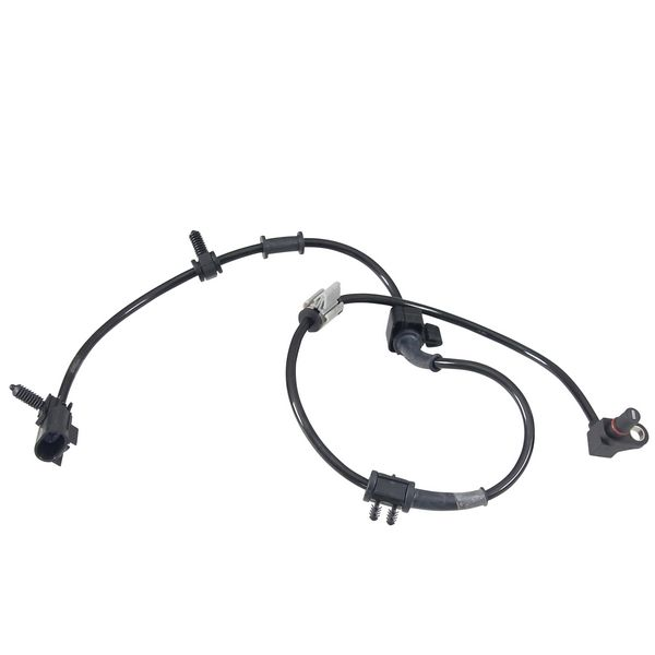 ABS-sensor voorzijde, links of rechts SAAB 9-7X 5.3 AWD