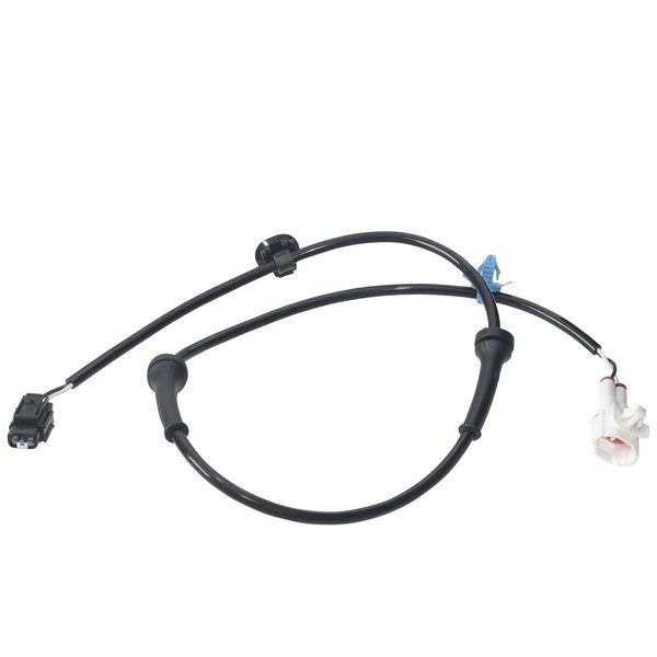 ABS-sensor achterzijde, links SUZUKI SX4 Sedan 1.6 AWD