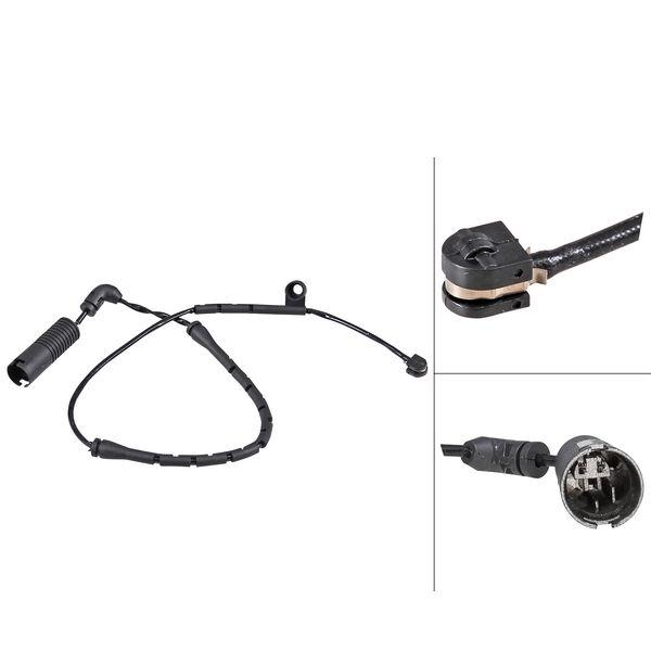 Slijtindicator voorzijde BMW 3 (E46) 320 i