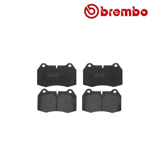 Remblokkenset Brembo premium