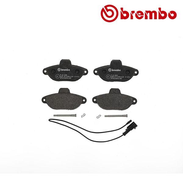 Remblokkenset voorzijde Brembo premium FIAT PUNTO 1.2 60