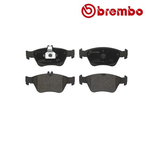 Remblokkenset voorzijde Brembo premium MERCEDES-BENZ C-KLASSE (W202) C 280