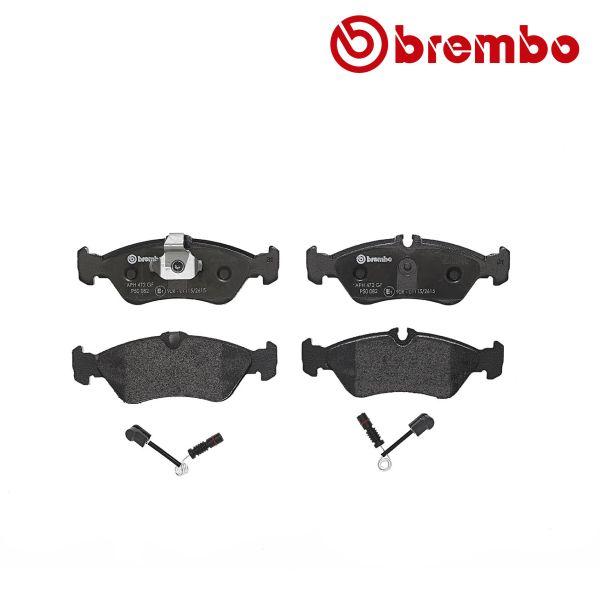 Remblokkenset achterzijde Brembo premium MERCEDES-BENZ SPRINTER 3-t Open laadbak/ Chassis (903) 316 CDI