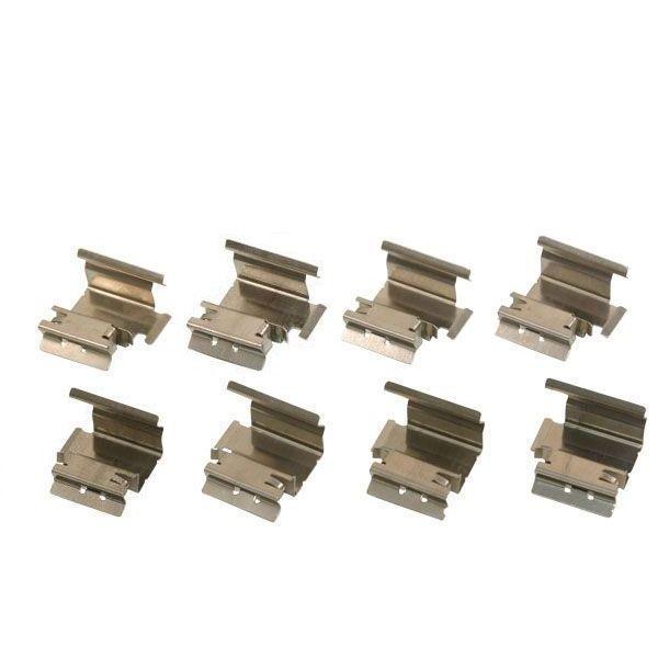 Remblok-montageset achterzijde VW VOLKSWAGEN CRAFTER 30-50 Open laadbak/ Chassis (2F_) 2.0 TDI 4motion
