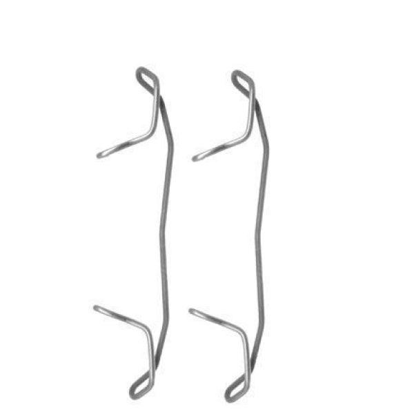 Remblok-montageset voorzijde VW VOLKSWAGEN GOLF IV (1J1) 1.6 16V