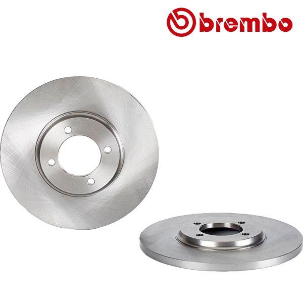 Remschijven Brembo premium