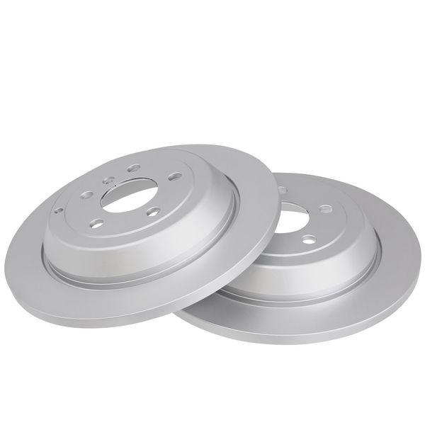 Remschijven achterzijde originele kwaliteit MERCEDES-BENZ R-KLASSE (W251, V251) R 300 CDI