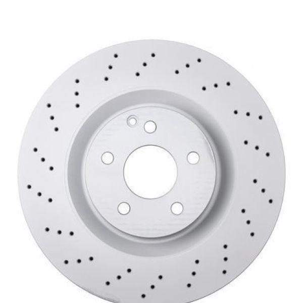 Remschijven voorzijde originele kwaliteit MERCEDES-BENZ SL (R230) 350