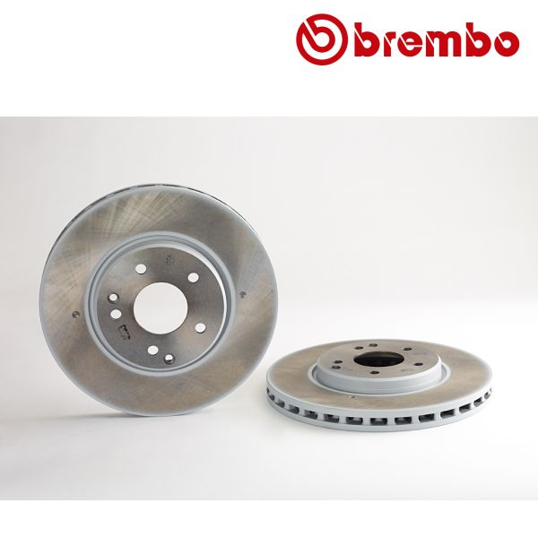 Remschijven voorzijde Brembo premium MERCEDES-BENZ SLK (R171) 200 Kompressor