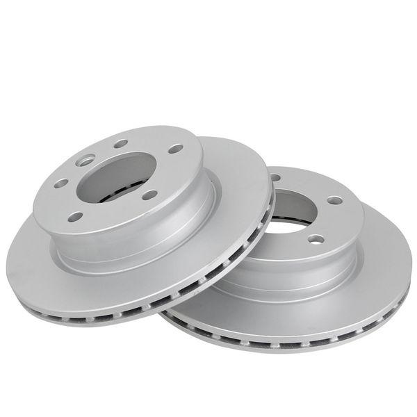 Remschijven voorzijde originele kwaliteit MERCEDES-BENZ SPRINTER 3-t Open laadbak/ Chassis (903) 308 CDI