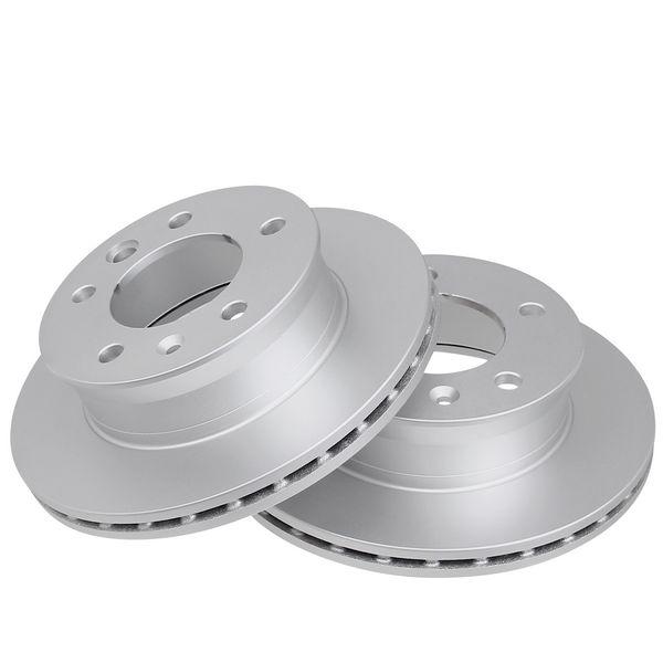Remschijven voorzijde originele kwaliteit MERCEDES-BENZ SPRINTER 3-t Open laadbak/ Chassis (903) 316 CDI