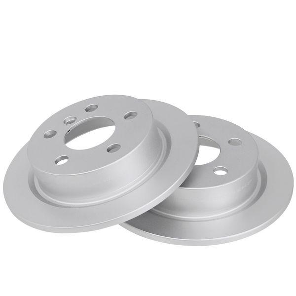 Remschijven achterzijde originele kwaliteit MINI MINI Cabriolet Cooper