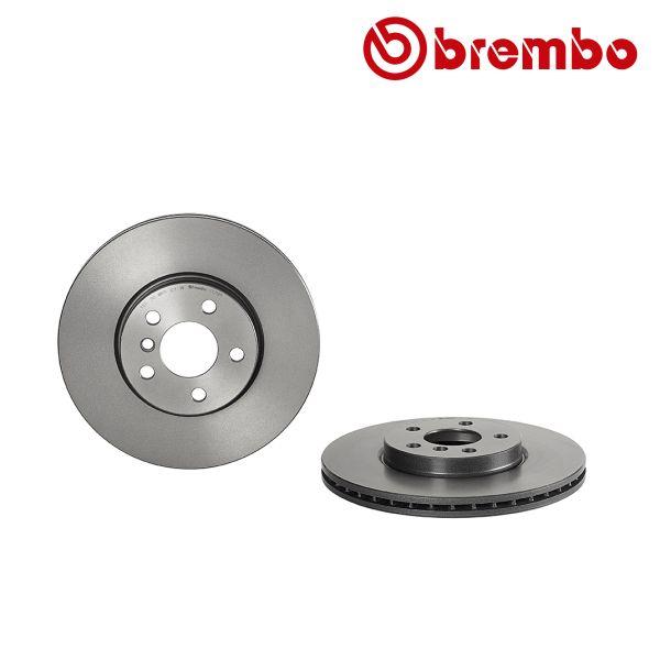 Remschijven voorzijde Brembo premium MINI MINI CLUBMAN Cooper S ALL4