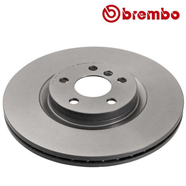 Remschijven voorzijde Brembo premium MINI MINI COUNTRYMAN Cooper SD ALL4