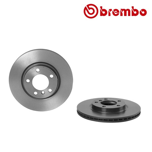 Remschijven voorzijde Brembo premium MINI MINI PACEMAN Cooper S ALL4