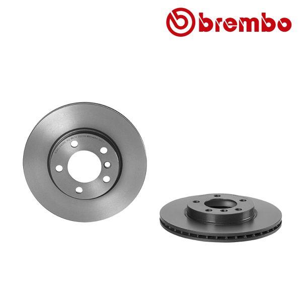 Remschijven voorzijde Brembo premium MINI MINI PACEMAN Cooper SD ALL4