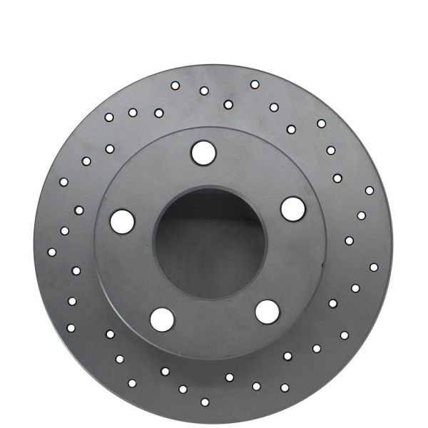 Geperforeerde remschijven achterzijde Sport kwaliteit MITSUBISHI ASX 1.6 LPG