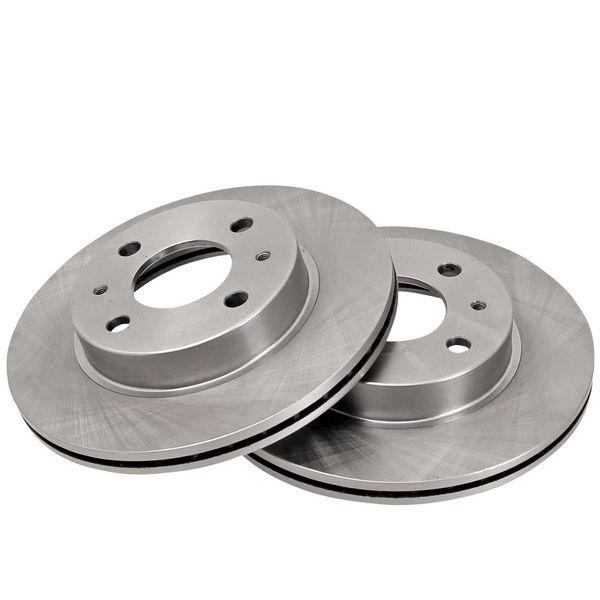 Remschijven voorzijde originele kwaliteit NISSAN 100NX 1.6