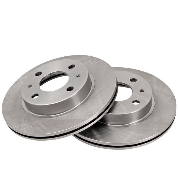 Remschijven voorzijde originele kwaliteit NISSAN 100NX 1.6 SR