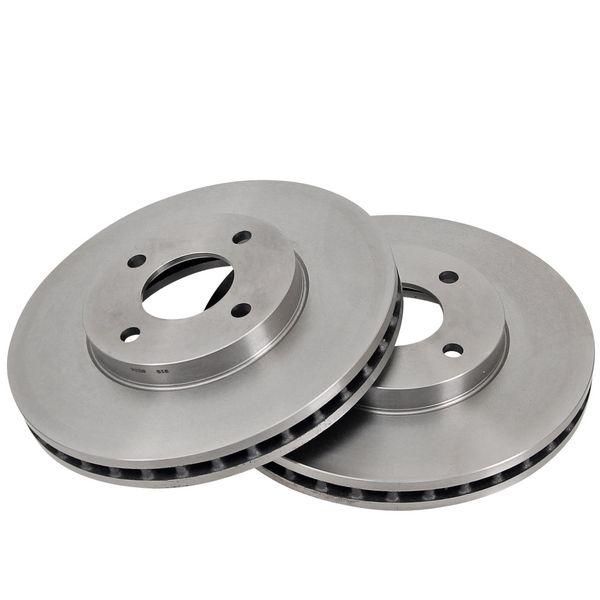 Remschijven voorzijde originele kwaliteit NISSAN 100NX 2.0 GTI