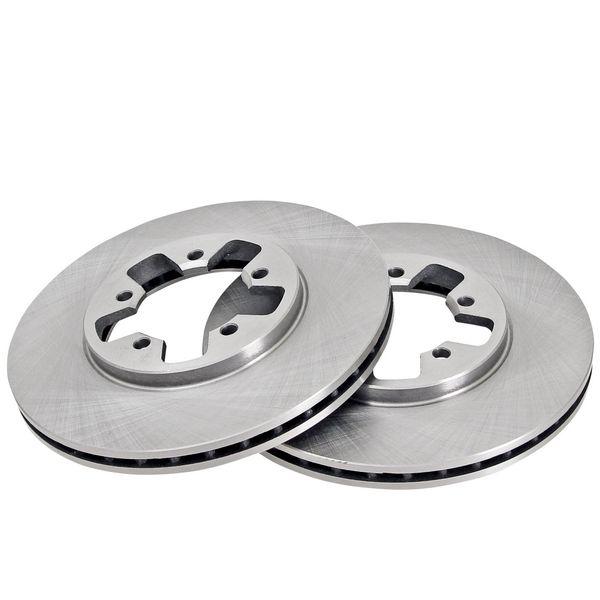 Remschijven voorzijde originele kwaliteit NISSAN 300ZX Coupé 3.0
