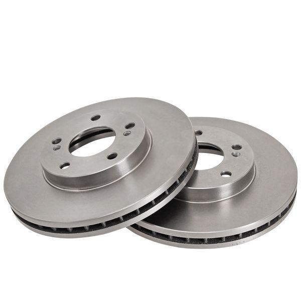 Remschijven voorzijde originele kwaliteit NISSAN 300ZX 3.0 Twin Turbo