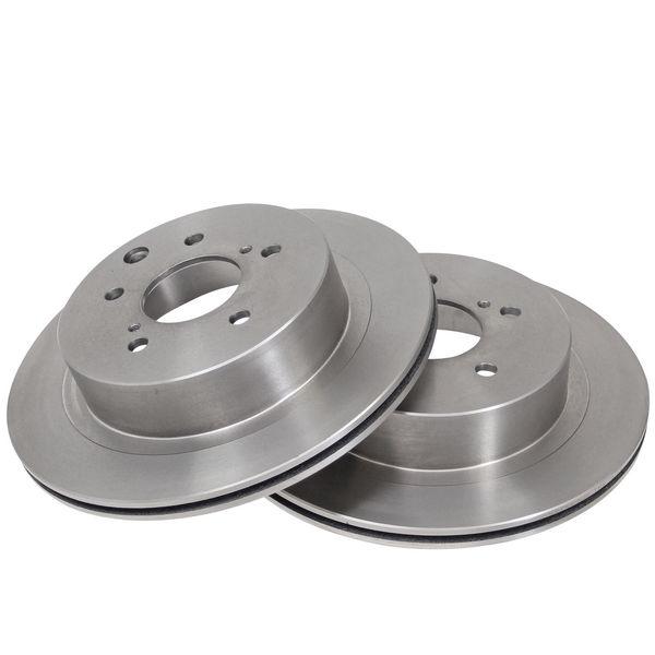 Remschijven achterzijde originele kwaliteit NISSAN 300ZX 3.0 Twin Turbo