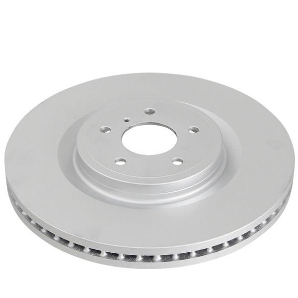 Remschijven voorzijde originele kwaliteit NISSAN 370Z Coupé NISMO 3.7