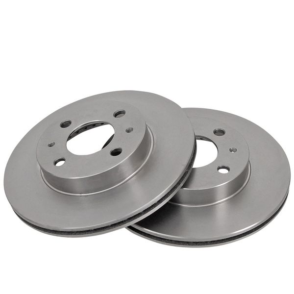 Remschijven voorzijde originele kwaliteit NISSAN ALMERA I Hatchback 1.4 S,GX,LX