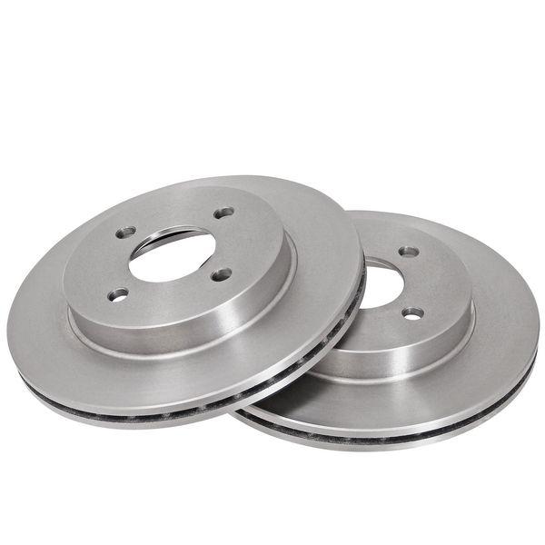 Remschijven voorzijde originele kwaliteit NISSAN ALMERA I Hatchback 1.6