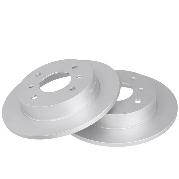 Remschijven achterzijde originele kwaliteit NISSAN ALMERA II Hatchback 2.2 dCi