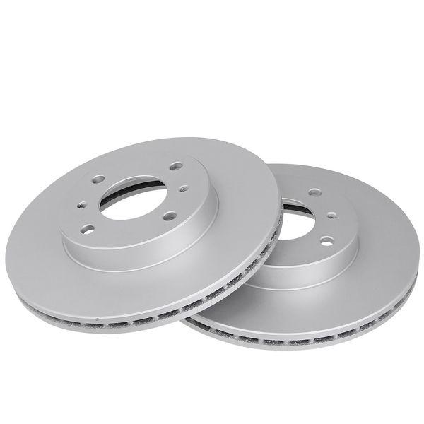 Remschijven voorzijde originele kwaliteit NISSAN ALMERA II Hatchback 2.2 Di