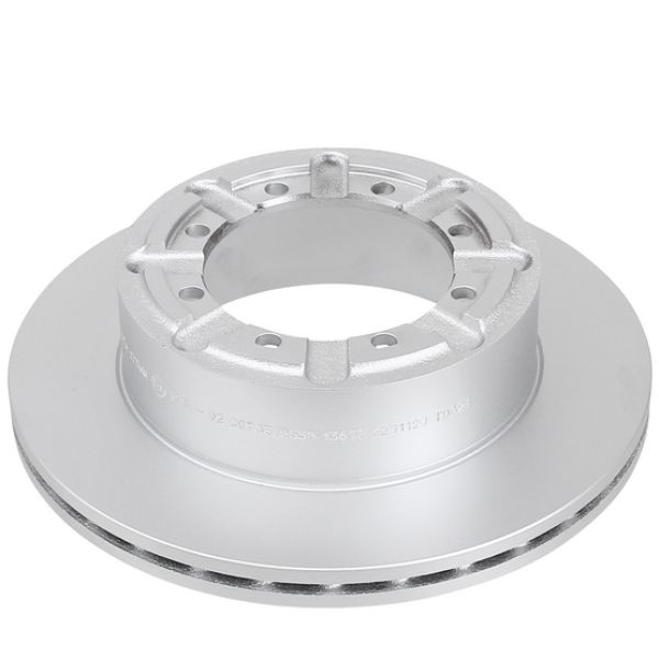 Remschijven achterzijde originele kwaliteit NISSAN CABSTAR E 125.35, 125.45