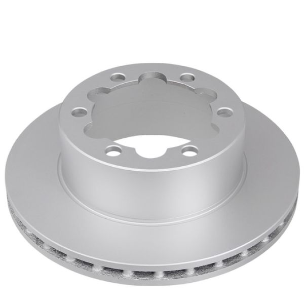 Geperforeerde remschijven achterzijde Sport kwaliteit VW VOLKSWAGEN CRAFTER 30-50 Bestelwagen (2E_) 2.5 TDI