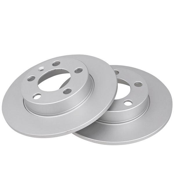 Remschijven achterzijde originele kwaliteit VW VOLKSWAGEN GOLF IV (1J1) 1.4 16V