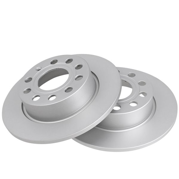 Remschijven achterzijde originele kwaliteit VW VOLKSWAGEN GOLF V (1K1) 1.6 FSI