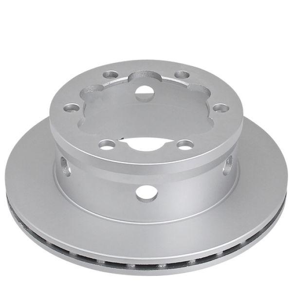 Geperforeerde remschijven achterzijde Sport kwaliteit VW VOLKSWAGEN LT 28-46 II Open laadbak/ Chassis (2DC, 2DF, 2DG, 2DL, 2DM) 2.8 TDI